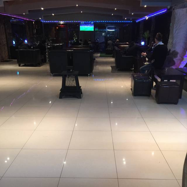 Damas Lounge - Damas Lounge, London