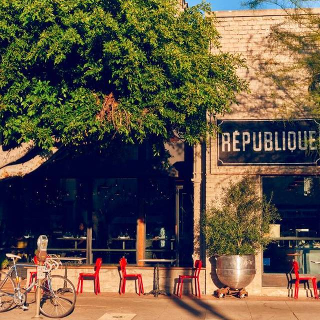 Republique, Los Angeles, CA