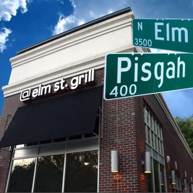 @ Elm St Grill, Greensboro, NC