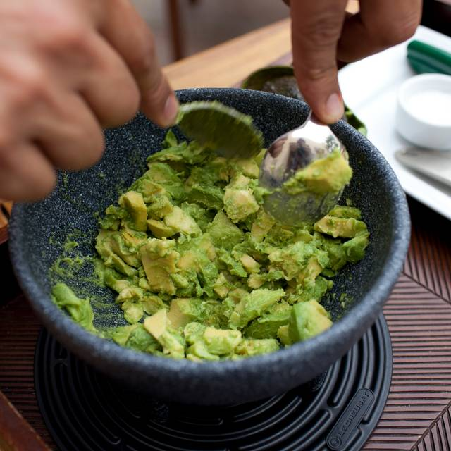 Guacamole  - Rita's Kitchen at Camelback Inn, A J.W. Marriott Resort, Scottsdale, AZ