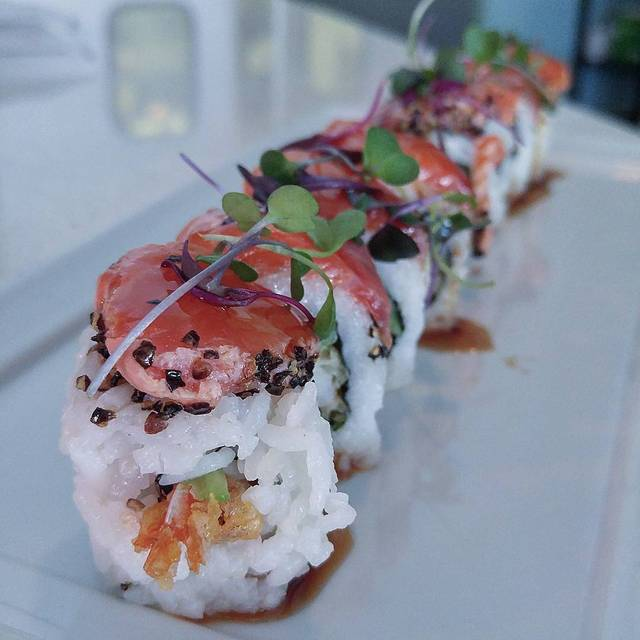 Bank Roll - Crave Sushi, Houston, TX