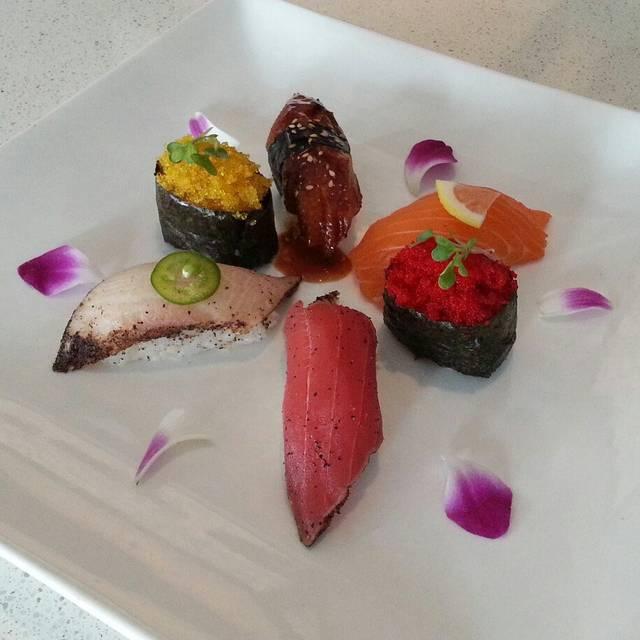 Assorted Nigiri - Crave Sushi, Houston, TX