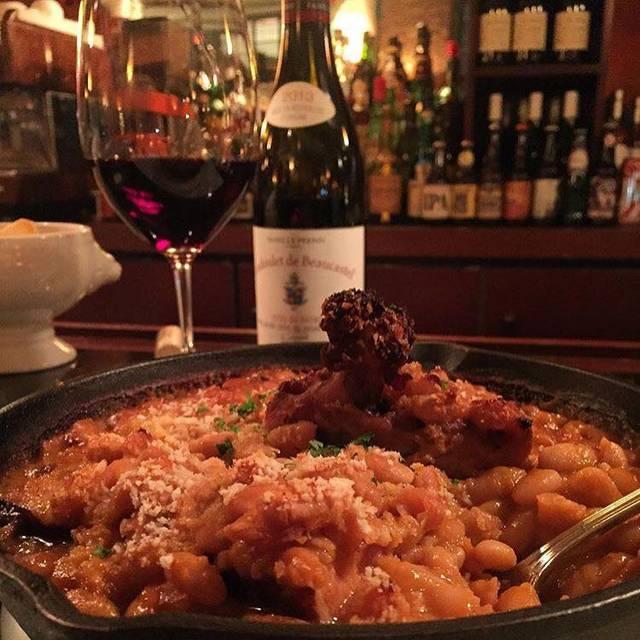 La Sardine Food - La Sardine, Chicago, IL