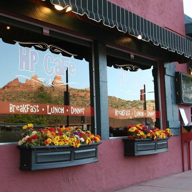 HP Cafe America Bistro, Sedona, AZ