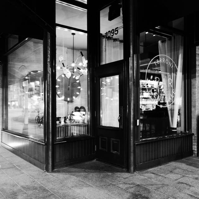 Bar Centrale, Toronto, ON