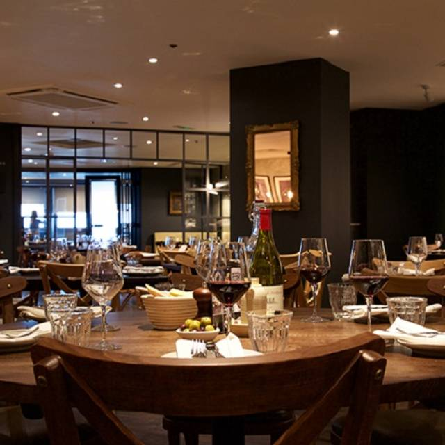 Brasserie Blanc - Southbank, London