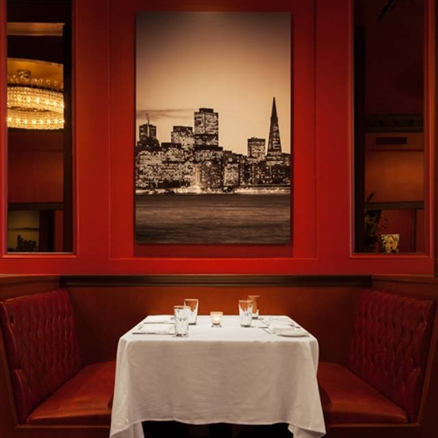 Alfred's Steakhouse, San Francisco, CA