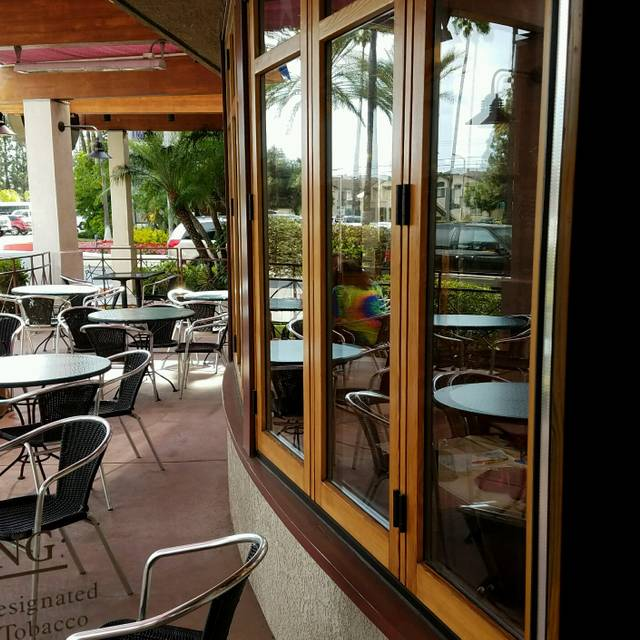 Amber Waves Restaurant Menu Buena Park