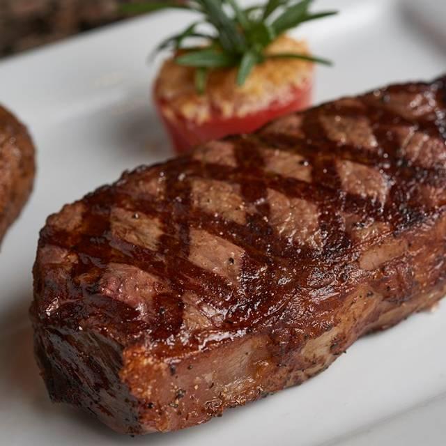 New York Strip - Farraddays Steakhouse – Isle Casino Racing Pompano Park, Pompano Beach, FL