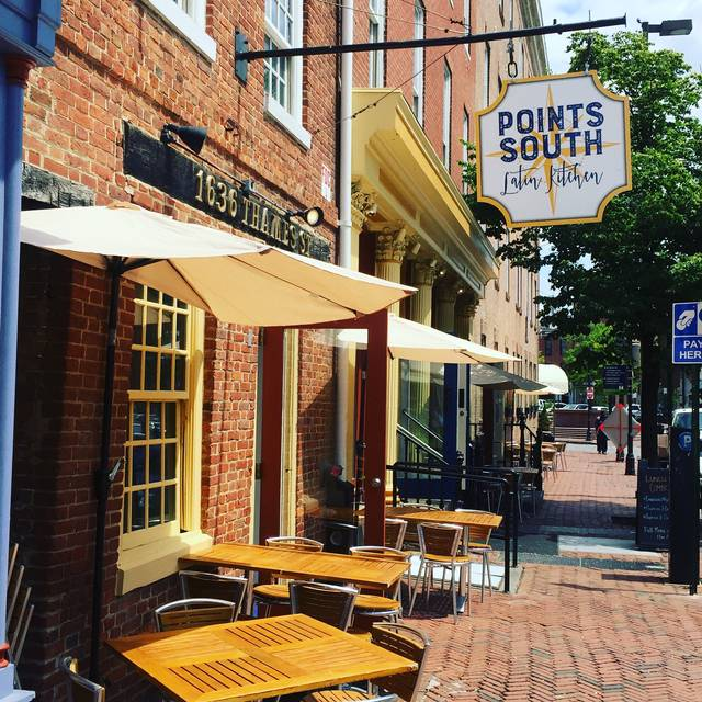 Points South Latin Kitchen Restaurant Baltimore MD OpenTable