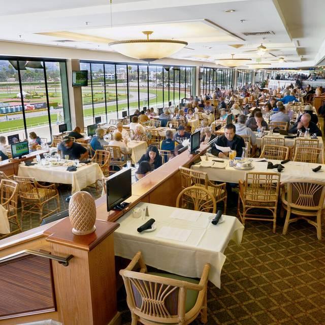 FrontRunner at Santa Anita Park Restaurant - Arcadia, CA | OpenTable