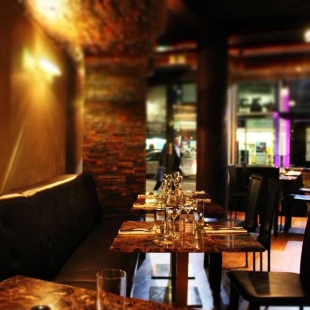 Pakhtoon Restaurant, London