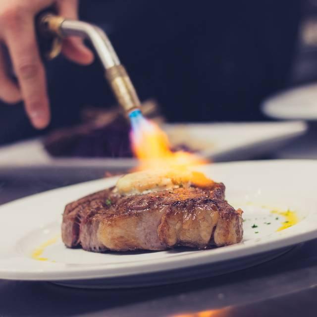 PRHYME: Downtown Steakhouse, Tulsa, OK