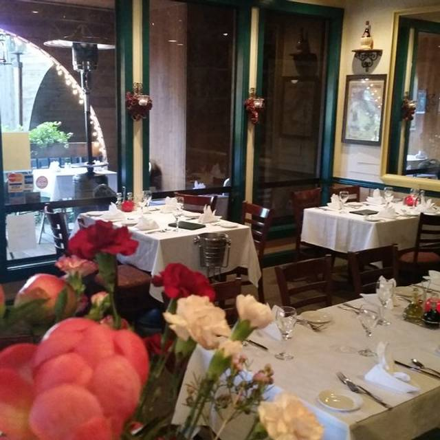 Permanently closed la finestra ristorante restaurant lafayette ca opentable - La finestra lafayette ...