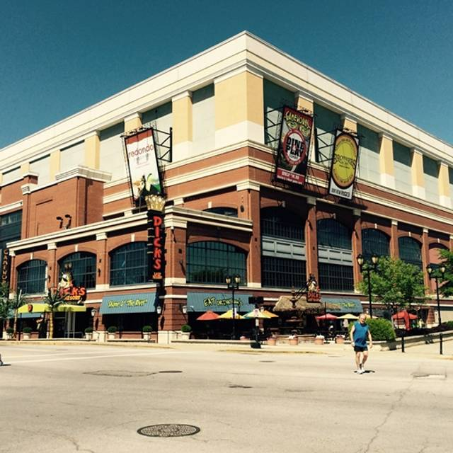 Dick's Last Resort - Cincinnati, Newport