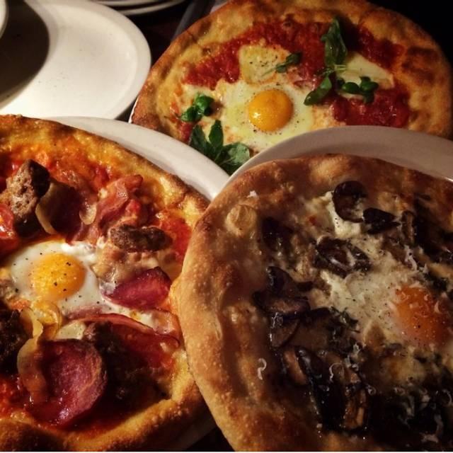 Specialty Pizzas - Pizzeria Mozza - Newport Beach, Newport Beach, CA