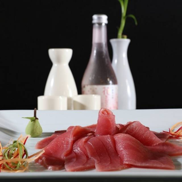Sashimi De Atún - Ayami - Ayami - Hotel Krystal Grand Punta Cancun, Cancún, ROO