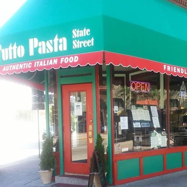 Tutto Pasta State Street, Madison, WI