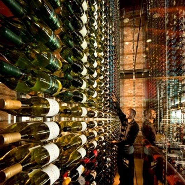 Wine Tower - The Meat Co., London