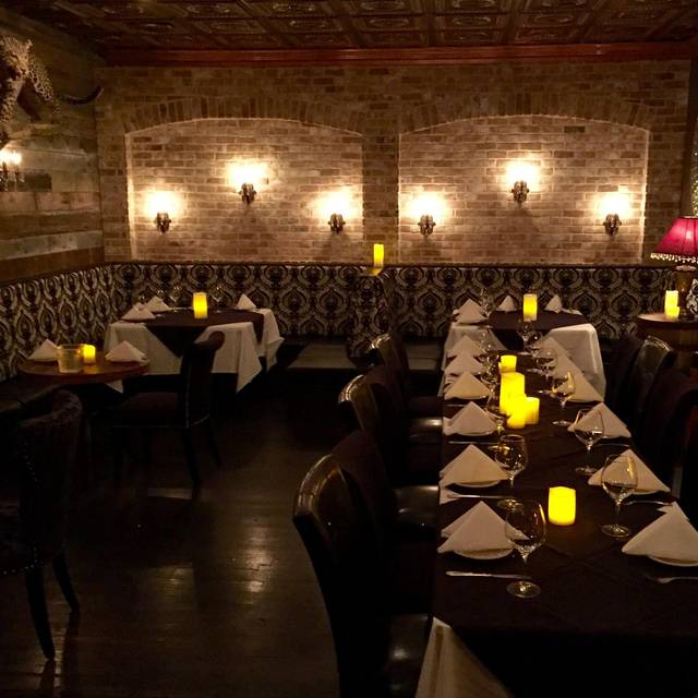 Speakeasy Grazia Italian Kitchen Pearland Tx