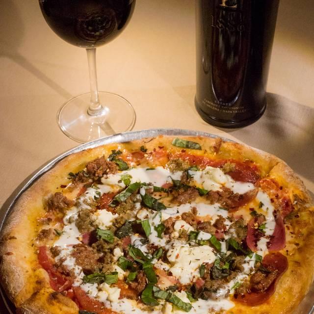 Grazia Italian Kitchen Brunch Menu
