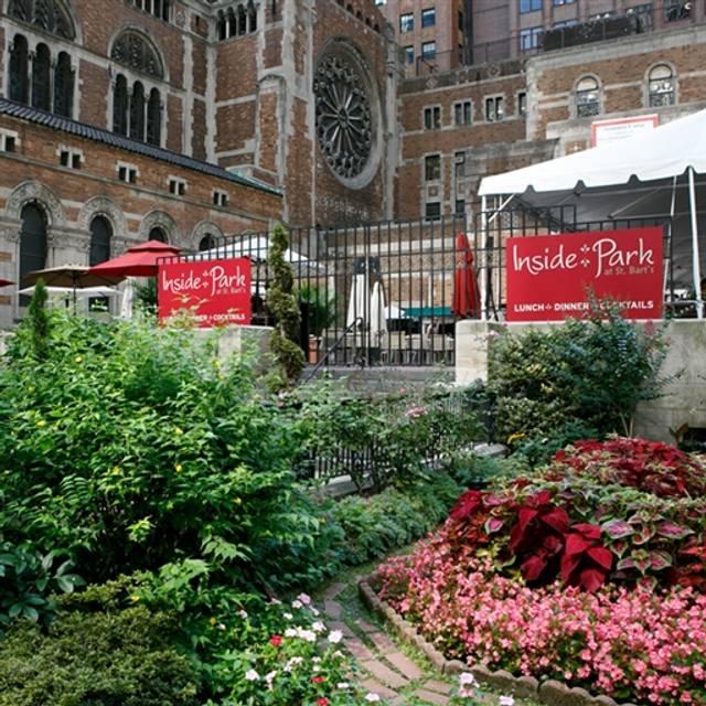 Inside Park at St. Bart's, New York, NY
