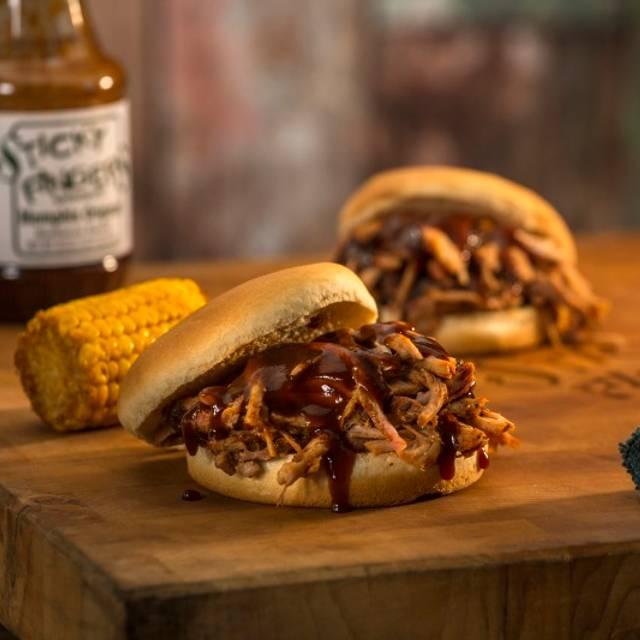 American cuisine - Sticky Fingers - Historic Charleston, Charleston, SC