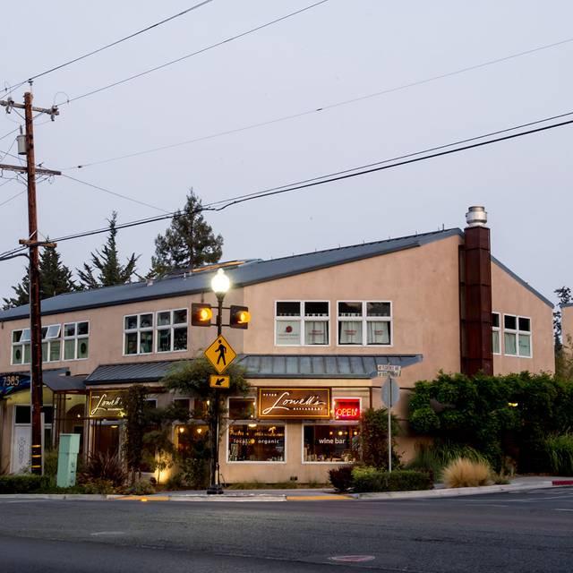 Exterior - Peter Lowell's, Sebastopol, CA