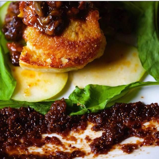 Organic, bone-in chicken, pan-seared  - Lucca Ristorante, Pittsburgh, PA