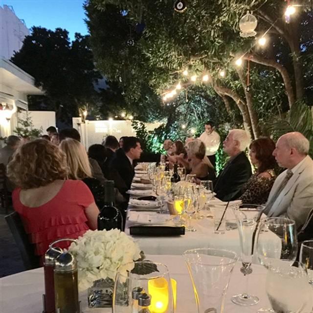 Babylon Mediterranean Kitchen & Bar, Miami Beach, FL
