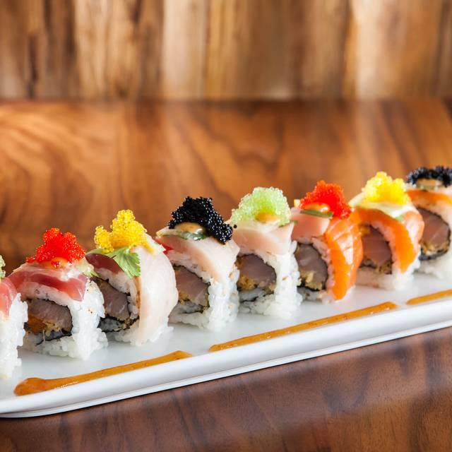 Gramercy Park Roll - Haru Sushi - Boston, Boston, MA