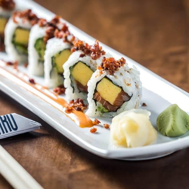 Brunch Roll - Haru Sushi - Boston, Boston, MA