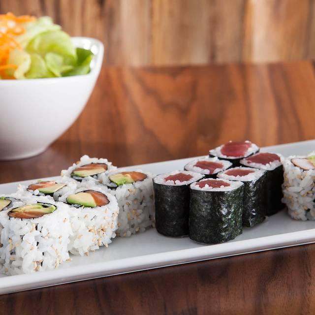 Roll Combo - Haru Sushi - Gramercy Park, New York, NY