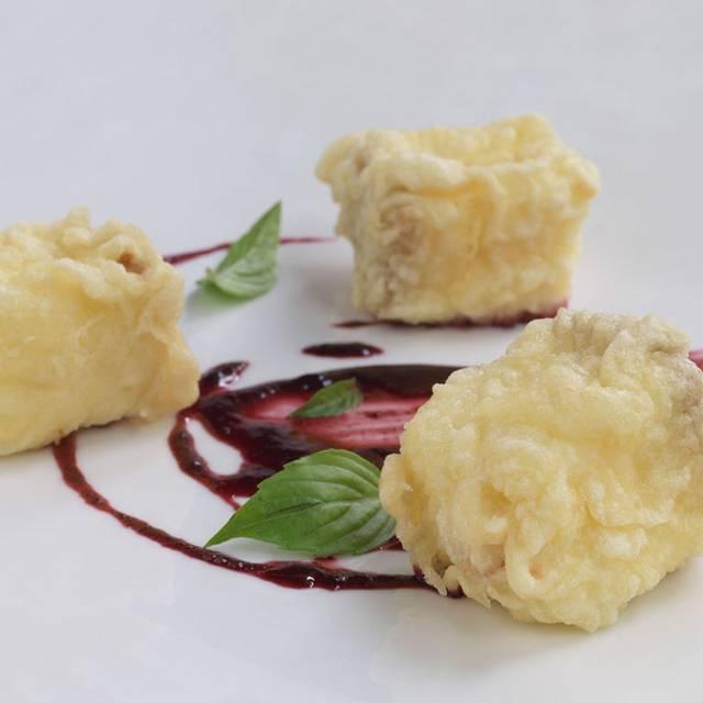 Tempura Cheesecake - Haru Sushi - Gramercy Park, New York, NY