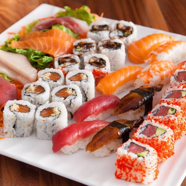 Sushi-and-sashimi-for-two - Haru Sushi - New York 3rd Avenue, New York, NY