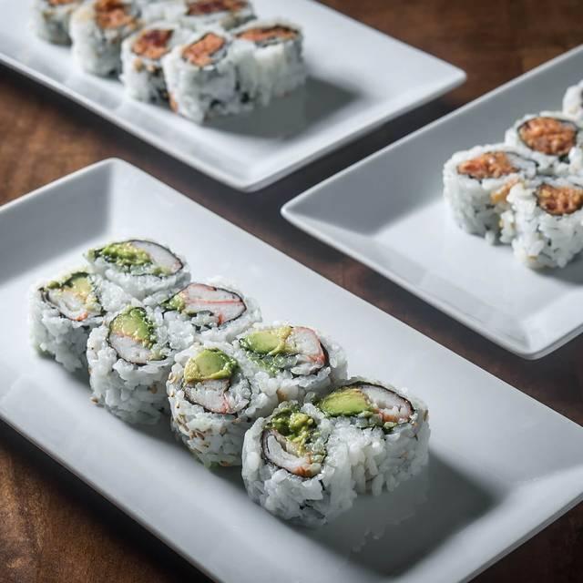 Assorted Sushi - Haru Sushi - New York 3rd Avenue, New York, NY