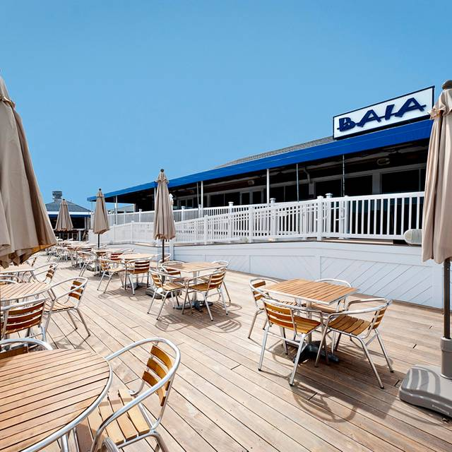 Lower Deck - Baia, Somers Point, NJ