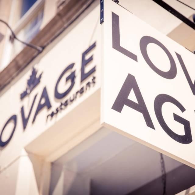 Lovage, Edinburgh