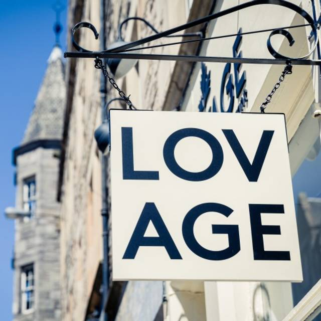 Lovage, Edinburgh