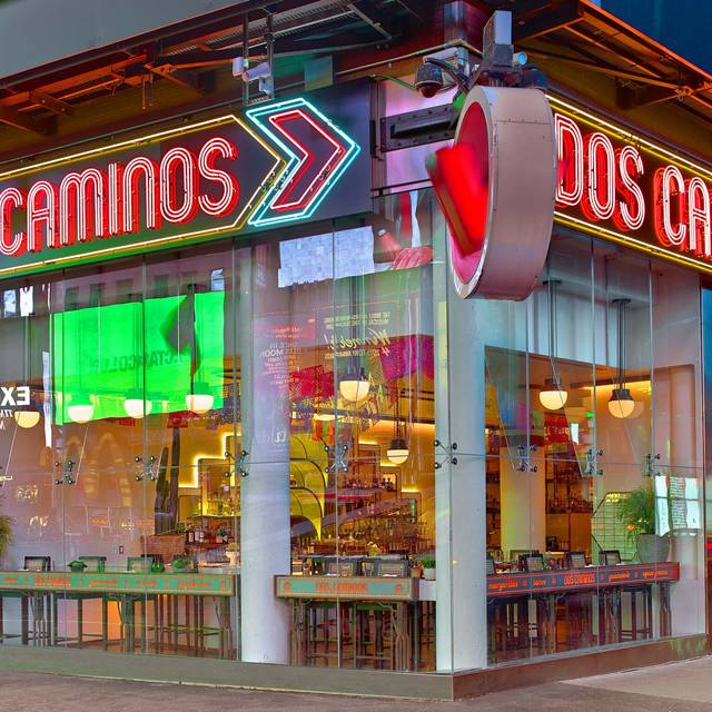 Dos Caminos Times Square New York Ny