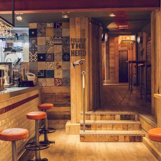 Burgers & Beers Grillhouse, Edinburgh