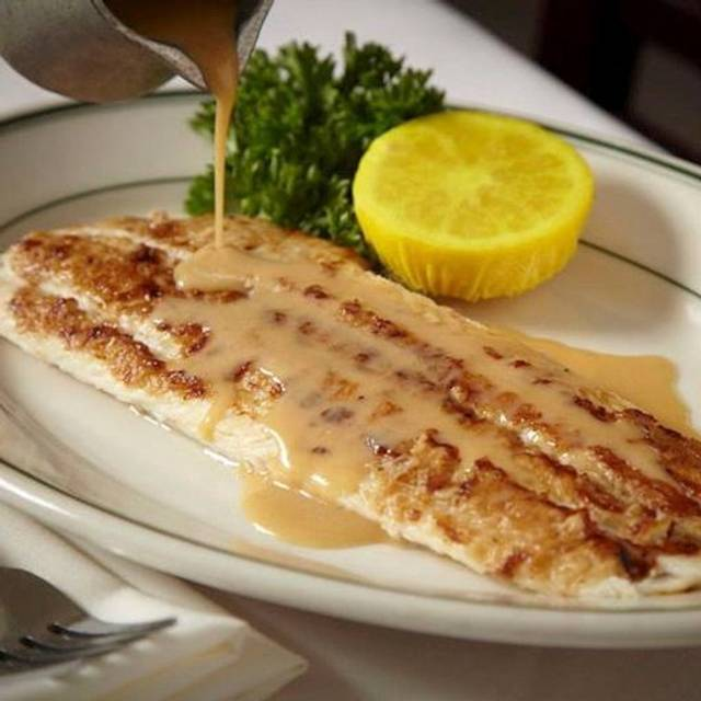 Dover Sole - Joe's Seafood, Prime Steak & Stone Crab, Chicago, IL