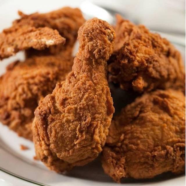 Fried Chicken - Joe's Seafood, Prime Steak & Stone Crab - Washington DC, Washington, DC