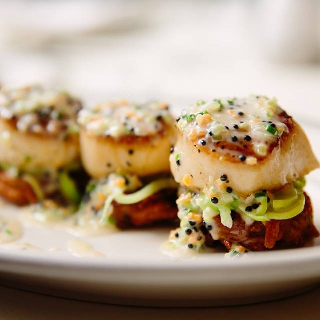 Seared Sea Scallops - Joe's Seafood, Prime Steak & Stone Crab - Las Vegas, Las Vegas, NV
