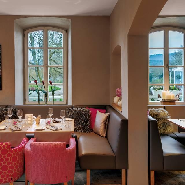 Nells Park Hotel Trier Restaurant