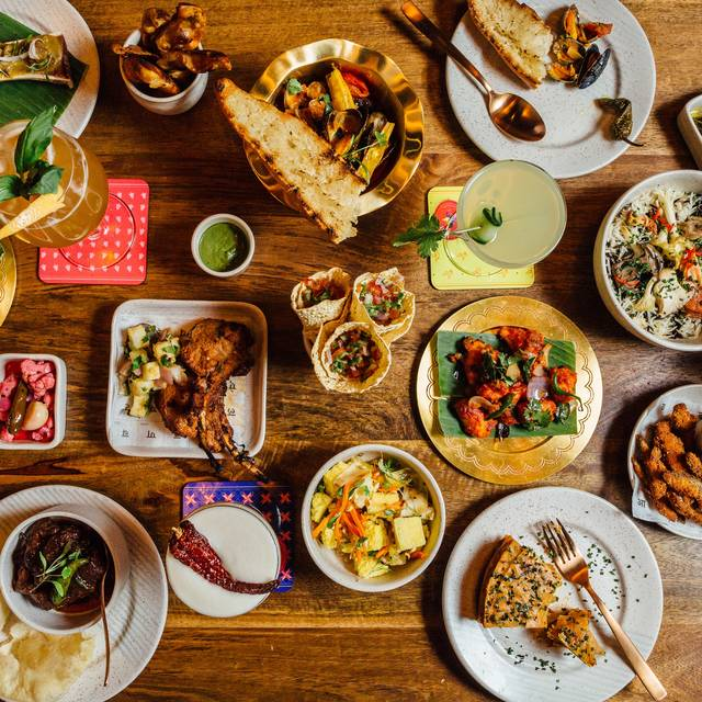 Overhead Dishes - Talli Joe, London