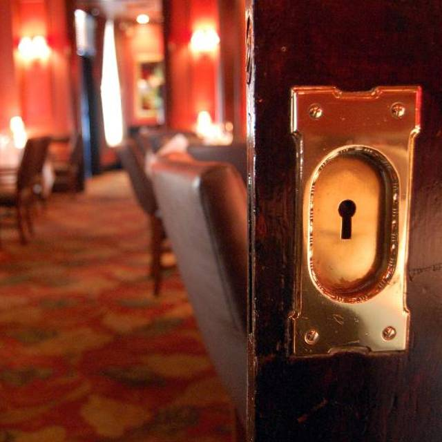 Keyhole Picture - Christy's, Coral Gables, FL