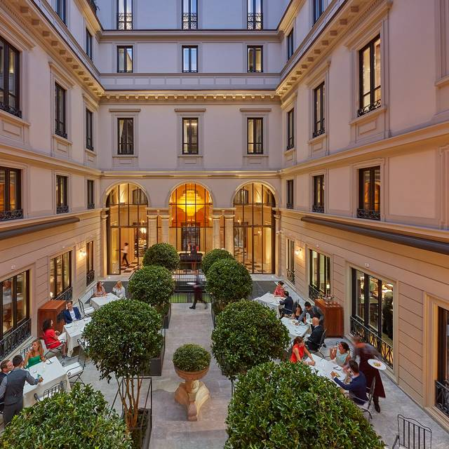 Seta - Mandarin Oriental, Milan, Lombardy
