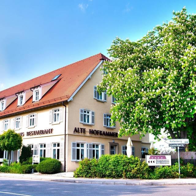 Alte Hofkammer, Stuttgart, BW