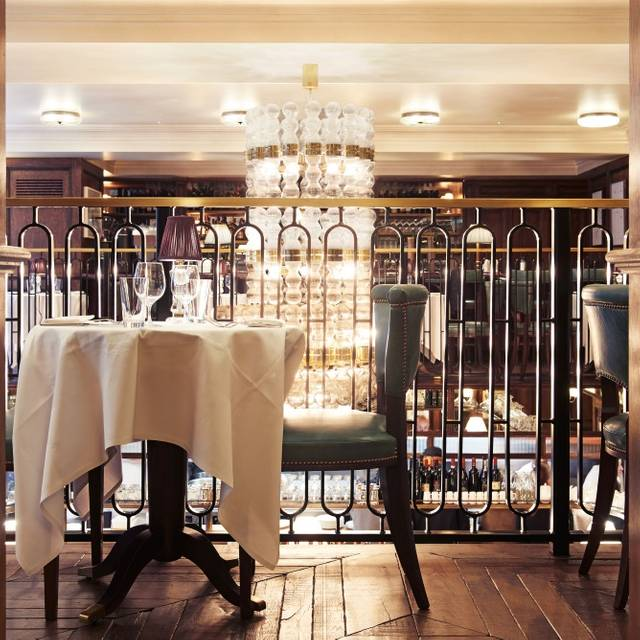 Cafe Monico, London